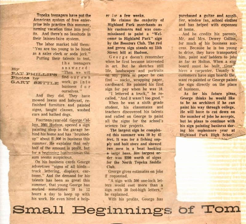 Newspaper-Small-Beginnings