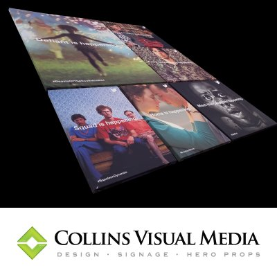 Fabric Stretch Displays