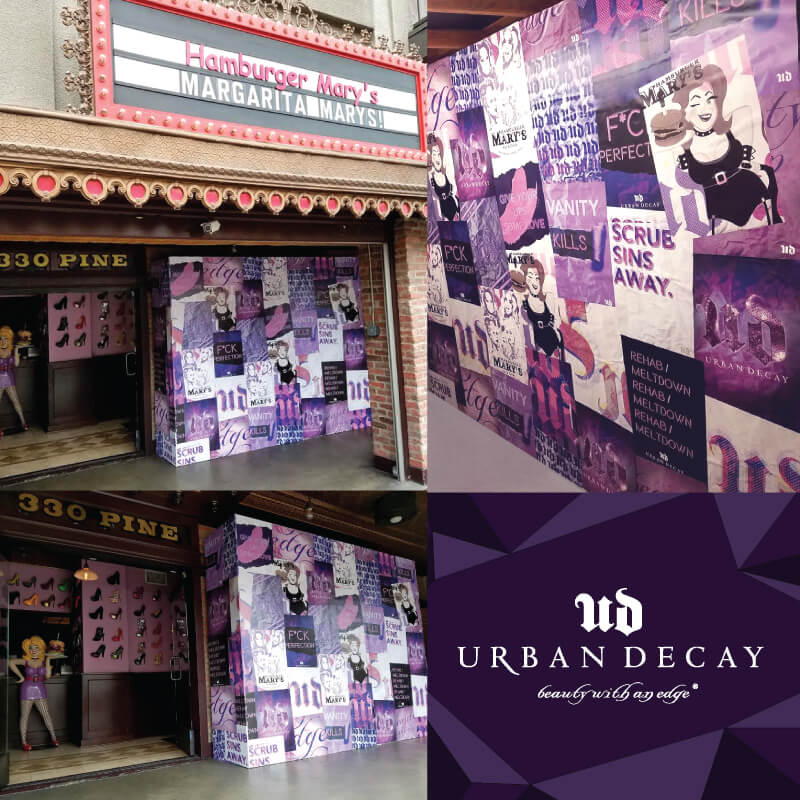 Urban Decay Cosmetics Event